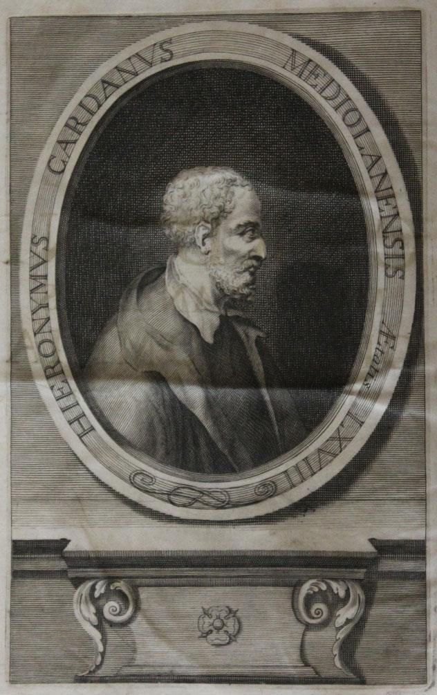 Cardano-portrait
