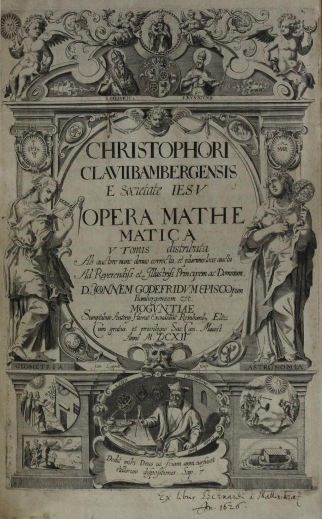 Clavius-title-page