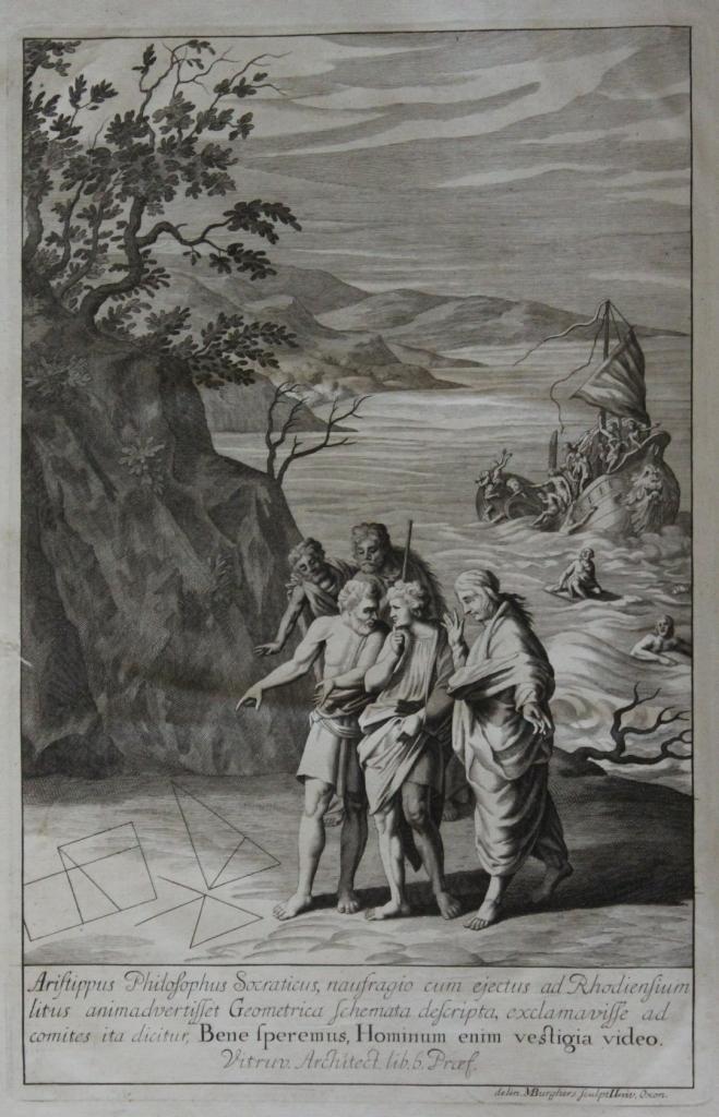 Euclid-1703-frontispiece