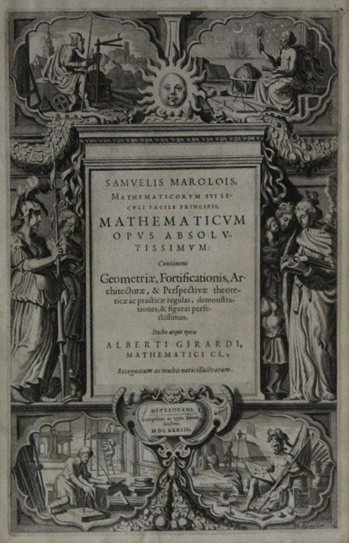 Marolois-title-page
